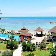 Отель Samaya Bura Beach Resort - Koh Samui бассейн фото 2
