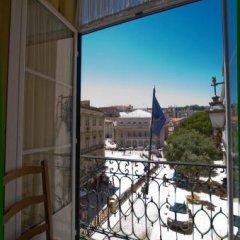 Отель Residencial Geres Лиссабон балкон