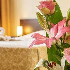 Отель Laguna Park & Aqua Club - All Inclusive Болгария, Солнечный берег - отзывы, цены и фото номеров - забронировать отель Laguna Park & Aqua Club - All Inclusive онлайн комната для гостей фото 4