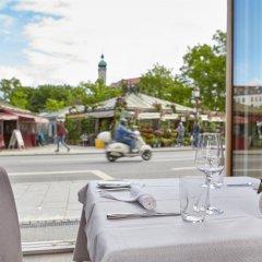 Отель Living Hotel Das Viktualienmarkt by Derag Германия, Мюнхен - отзывы, цены и фото номеров - забронировать отель Living Hotel Das Viktualienmarkt by Derag онлайн балкон
