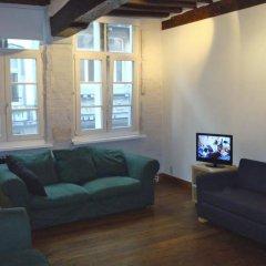 Отель De Witte Leirsse 1557 Брюссель комната для гостей фото 2