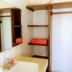 Отель Casa Luz de Luna Мексика, Сиуатанехо - отзывы, цены и фото номеров - забронировать отель Casa Luz de Luna онлайн ванная