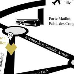 Отель La Villa Maillot - Arc De Triomphe Париж с домашними животными