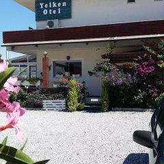 Urla Yelken Hotel Турция, Урла - отзывы, цены и фото номеров - забронировать отель Urla Yelken Hotel - Adults Only онлайн парковка