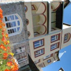 Отель Villa Waldkonigin Горнолыжный курорт Ортлер вид на фасад