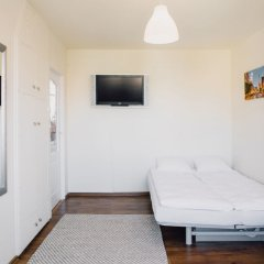 Отель Midtown Apartments Польша, Гданьск - отзывы, цены и фото номеров - забронировать отель Midtown Apartments онлайн комната для гостей фото 4