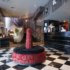 Отель Malmaison Manchester Манчестер интерьер отеля фото 3