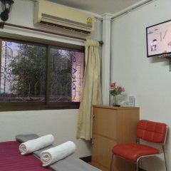Euro Asia Hostel комната для гостей