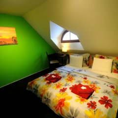 John Galt Hostel Brno Брно комната для гостей