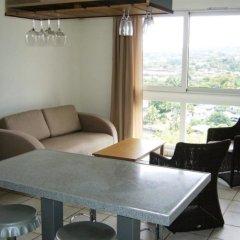 Отель F2 Manureva Moana Apartment 1 Французская Полинезия, Фааа - отзывы, цены и фото номеров - забронировать отель F2 Manureva Moana Apartment 1 онлайн комната для гостей фото 4