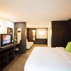 Отель Tup Kaek Sunset Beach Resort удобства в номере фото 2
