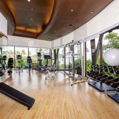 Отель The Vijitt Resort Phuket фитнесс-зал фото 3