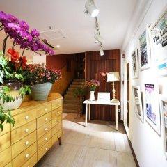 Отель Shanghai Nanjing Road Youth Hostel Китай, Шанхай - отзывы, цены и фото номеров - забронировать отель Shanghai Nanjing Road Youth Hostel онлайн интерьер отеля фото 3