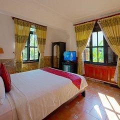 Отель Hoi An Dream City Hotel Вьетнам, Хойан - отзывы, цены и фото номеров - забронировать отель Hoi An Dream City Hotel онлайн комната для гостей фото 4