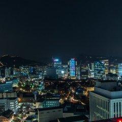 ENA Suite Hotel Namdaemun балкон