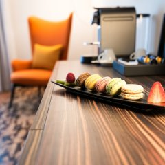 Radisson Blu Hotel, Paris Boulogne Булонь-Бийанкур в номере фото 2