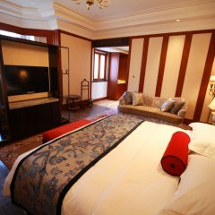 Shanghai Donghu Hotel комната для гостей фото 5