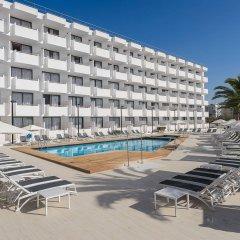 Отель Aparthotel Playasol Jabeque Soul бассейн