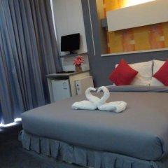 Balcony Hostel Patong комната для гостей фото 5