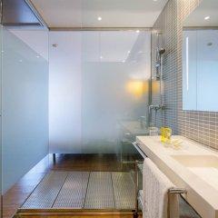Отель Eurostars Monte Real Испания, Мадрид - отзывы, цены и фото номеров - забронировать отель Eurostars Monte Real онлайн ванная фото 2