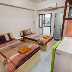 Отель Tat Residence Бангкок сауна