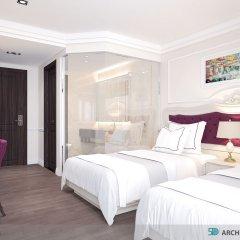 Bonjour Nha Trang Hotel комната для гостей фото 5