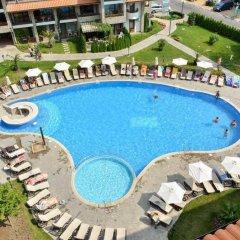 Отель Top Болгария, Свети Влас - отзывы, цены и фото номеров - забронировать отель Top онлайн бассейн фото 3