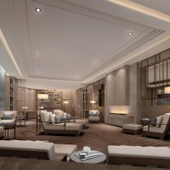 Отель Hilton Shenzhen Shekou Nanhai интерьер отеля фото 3