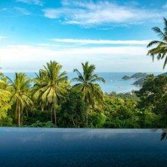 Отель Perfect View Pool Villa Таиланд, Остров Тау - отзывы, цены и фото номеров - забронировать отель Perfect View Pool Villa онлайн бассейн фото 2
