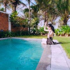 Отель le belhamy Hoi An Resort and Spa бассейн фото 3