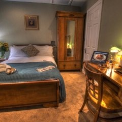 Dunster Castle Hotel комната для гостей фото 5
