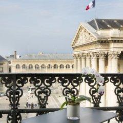 Hotel Les Dames du Panthéon балкон
