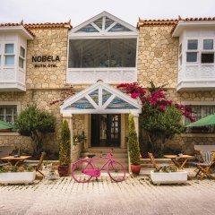 Nobela Yalcinkaya Hotel Турция, Чешме - отзывы, цены и фото номеров - забронировать отель Nobela Yalcinkaya Hotel онлайн пляж