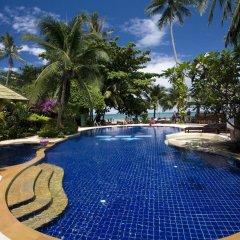 Отель Sand Sea Resort & Spa Самуи бассейн фото 3