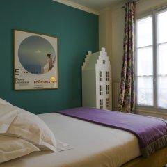 Отель Hôtel Arvor Saint Georges комната для гостей