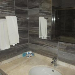 Отель Selcuk Uygulama Oteli̇ ванная фото 2