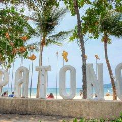 Отель Patong Inn Таиланд, Патонг - отзывы, цены и фото номеров - забронировать отель Patong Inn онлайн пляж