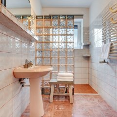 Апартаменты Lion Apartments - Sopockie Klimaty Сопот ванная фото 2