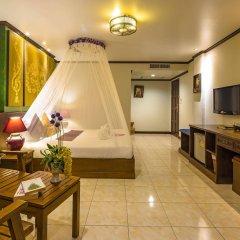 Tanawan Phuket Hotel комната для гостей фото 4