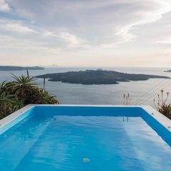Отель Kastro Suites Греция, Остров Санторини - отзывы, цены и фото номеров - забронировать отель Kastro Suites онлайн бассейн фото 3