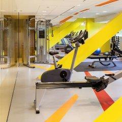 Отель Novotel Amsterdam City Амстердам фитнесс-зал