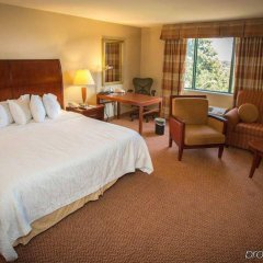 Отель Hilton Garden Inn Los Angeles Montebello Монтебелло комната для гостей