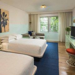 Отель AxelBeach Miami South Beach – Adults Only США, Майами-Бич - 9 отзывов об отеле, цены и фото номеров - забронировать отель AxelBeach Miami South Beach – Adults Only онлайн комната для гостей фото 3