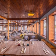 Fortuna Boat Hotel and Restaurant питание фото 6