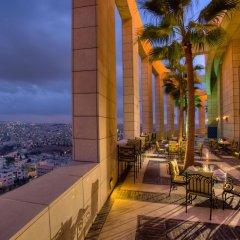 Отель Le Royal Hotels & Resorts - Amman бассейн
