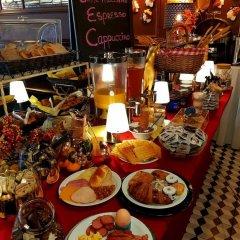 Отель Madeleine Budget Rooms Grand Place Брюссель питание фото 2