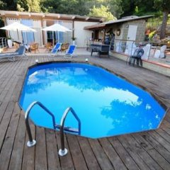 Отель B&B Casa Casotto Амантея бассейн фото 3