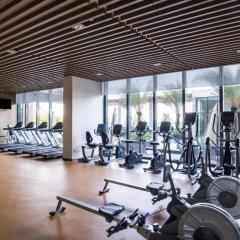 Отель Citadines Bayfront Nha Trang фитнесс-зал фото 3