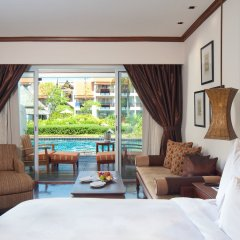 Отель JW Marriott Khao Lak Resort and Spa комната для гостей фото 2