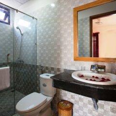 Отель Quynh Chau Homestay Вьетнам, Хойан - отзывы, цены и фото номеров - забронировать отель Quynh Chau Homestay онлайн ванная фото 2